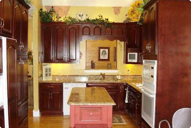 Turn2us handyman kitchen services Chattanooga