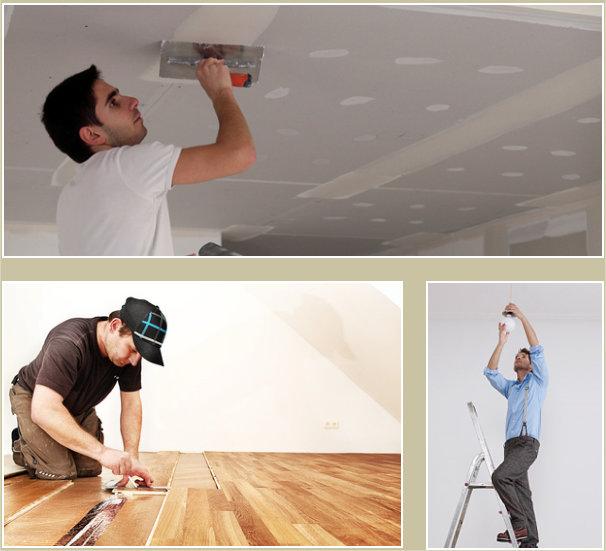Turn2us handyman interior services Chattanooga